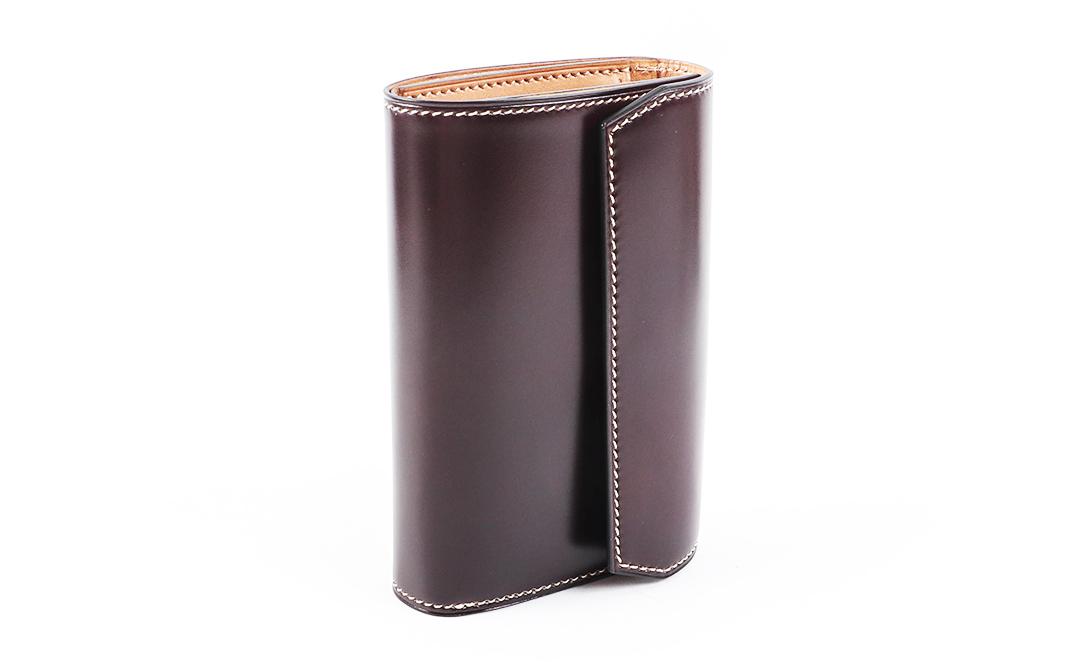 コードバン 三つ折り財布