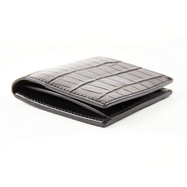 クロコダイルミニ財布