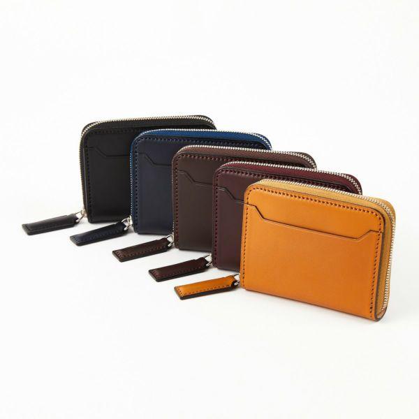 ブライドル ラウンドミニ財布