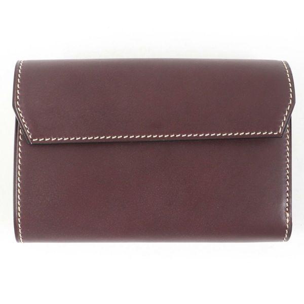 ブライドル コンパクト三つ折り財布