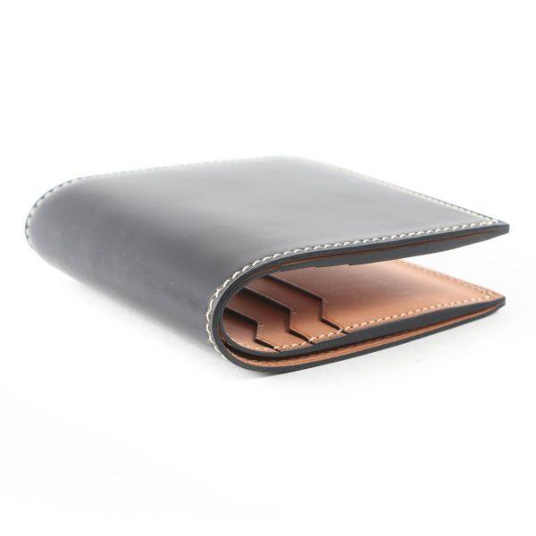 コードバンミニ財布(小銭入れ無)